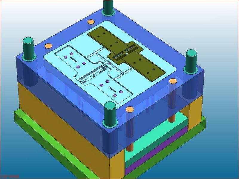 Insert Molding Over Molding Rapid Prototypes 3c